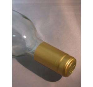 GOLD PVC SHRINK CAPSULES 30/BAG