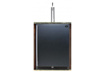 Single tower with black door built-in - Premium Series **FREE SHIPPING**